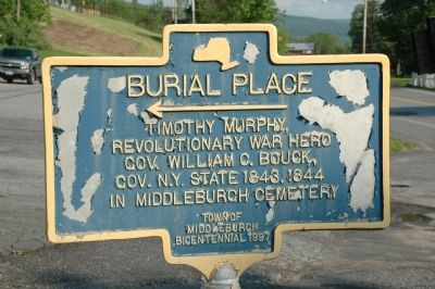 Burial Place Marker image. Click for full size.
