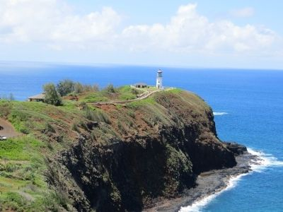 Kilauea Point Lighthouse image. Click for full size.