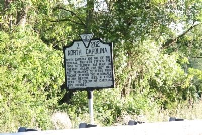Patrick County Virginia / North Carolina Marker image. Click for full size.