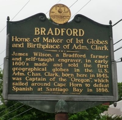 *OLD* Bradford Marker image. Click for full size.