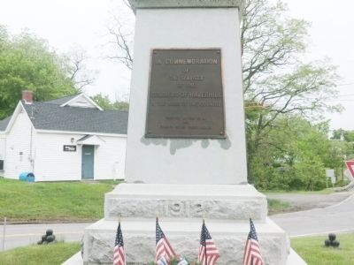 Soldiers of Haverhill Memorial Marker image. Click for full size.