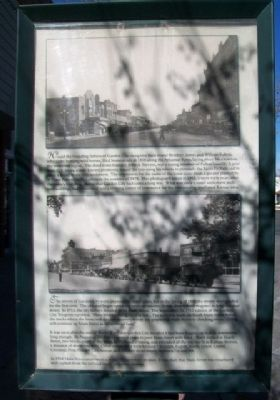 Garden City History Marker image. Click for full size.