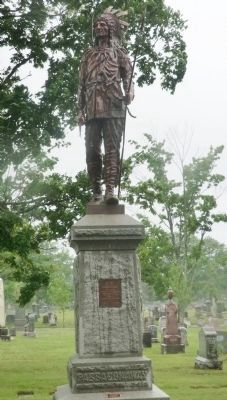 Chief of the Penacooks Marker image. Click for full size.