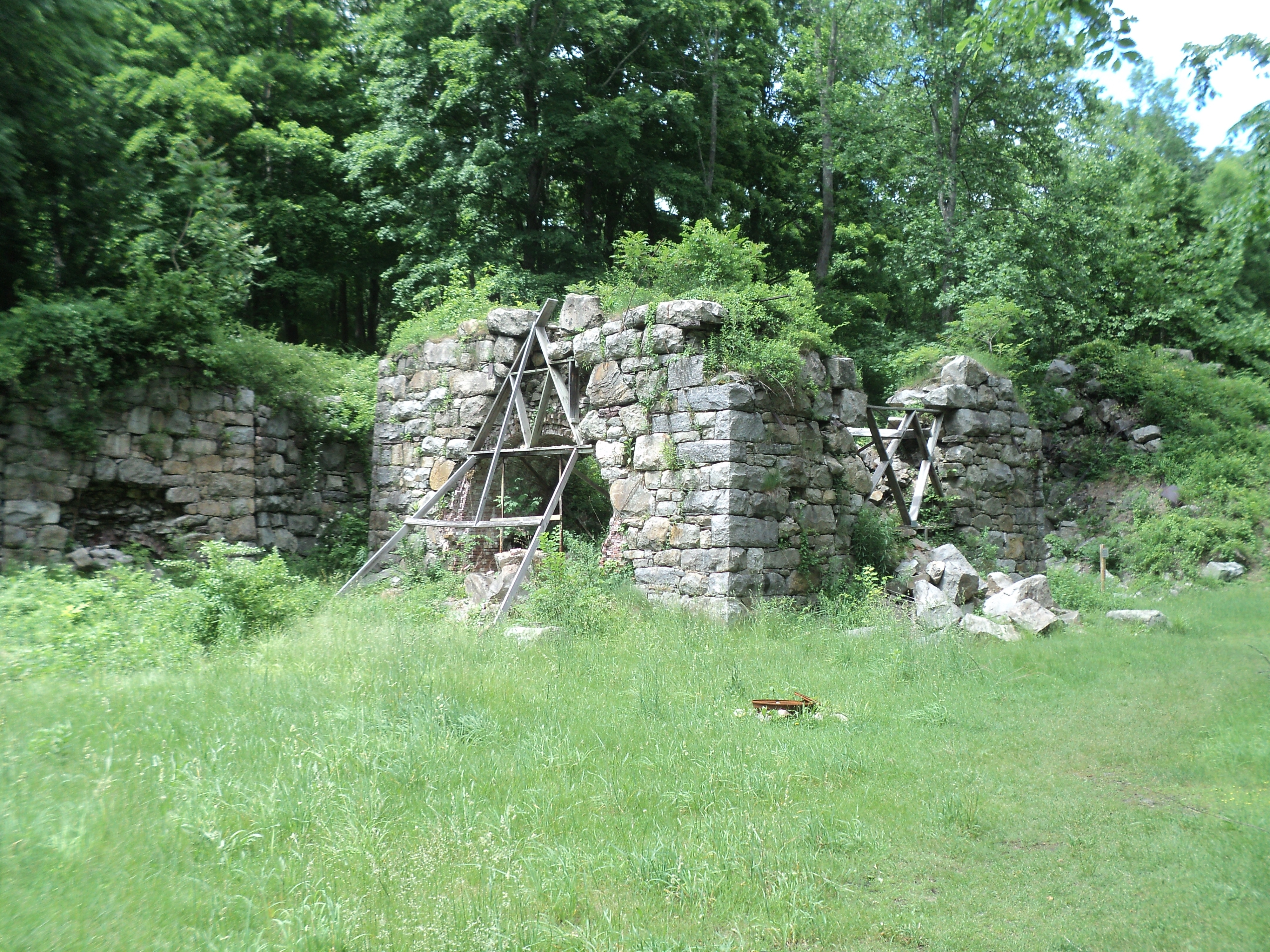Ruins of the Ringwood Furnace