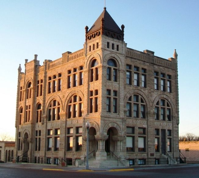 Ness County Bank Building image. Click for full size.