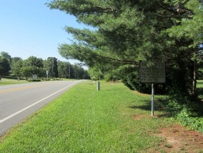 US 15 Business (facing south) image. Click for full size.