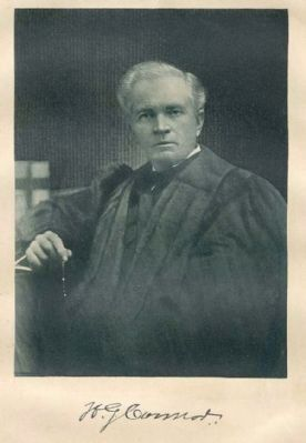 Judge Henry Groves Connor image. Click for full size.