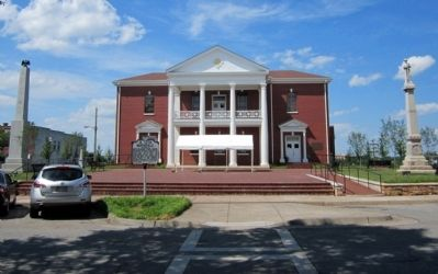 Henry County Courthouse (Heritage Center & Museum) image. Click for full size.