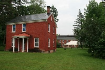 Herkimer Home State Historic Site image. Click for full size.