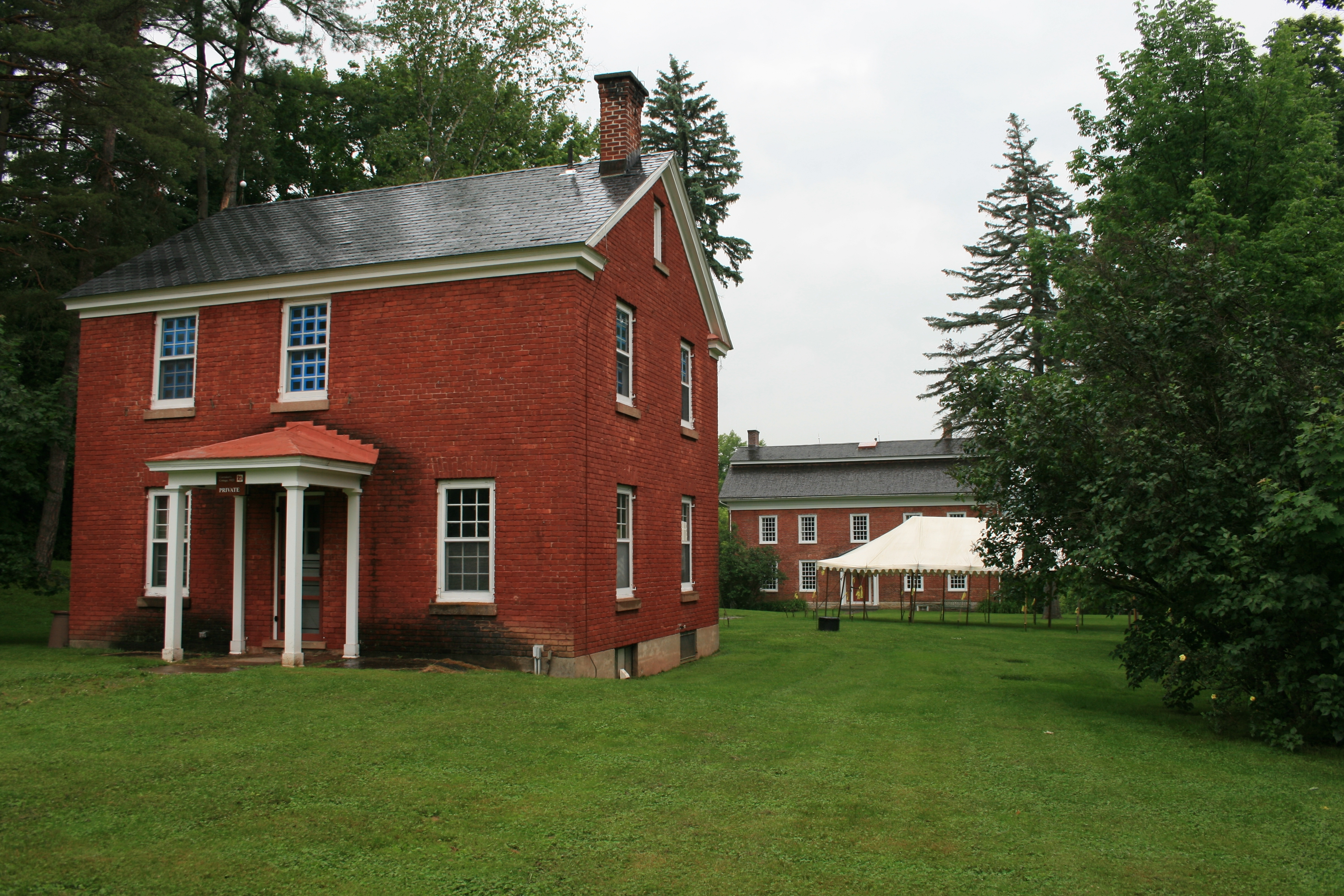 Herkimer Home State Historic Site