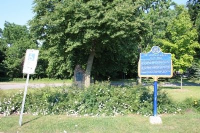 United Empire Loyalists Marker image. Click for full size.