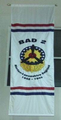 Base Air Depot No. 2 Banner image. Click for full size.