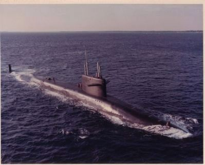 USS Nathan Hale (SSBN 623) image. Click for more information.