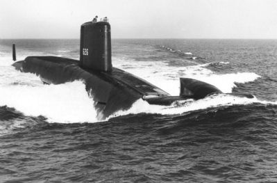 USS Daniel Webster (SSBN-626) image. Click for more information.