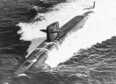 USS Sam Rayburn (SSBN-635) image. Click for more information.