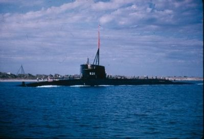USS Nathanael Greene (SSBN-636) image. Click for more information.