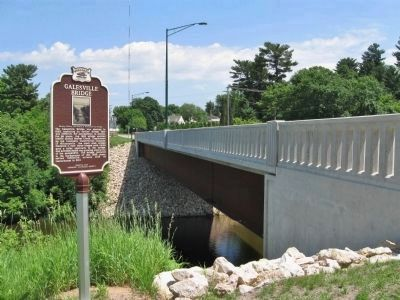 Marker and Replacement Bridge image. Click for full size.