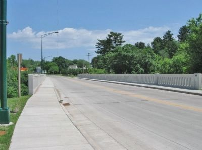 2011 Galesville Bridge image. Click for full size.