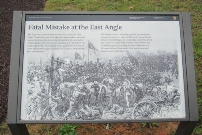 Fatal Mistake at the East Angle Marker image. Click for full size.