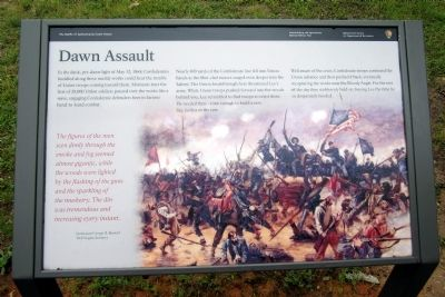 Dawn Assault Marker image. Click for full size.