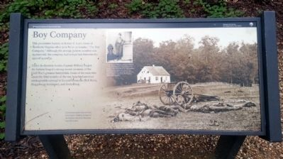 Boy Company Marker image. Click for full size.