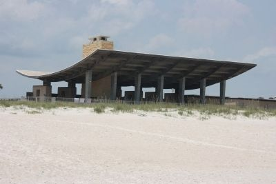Beach Pavilion at Gulf State Park image. Click for full size.