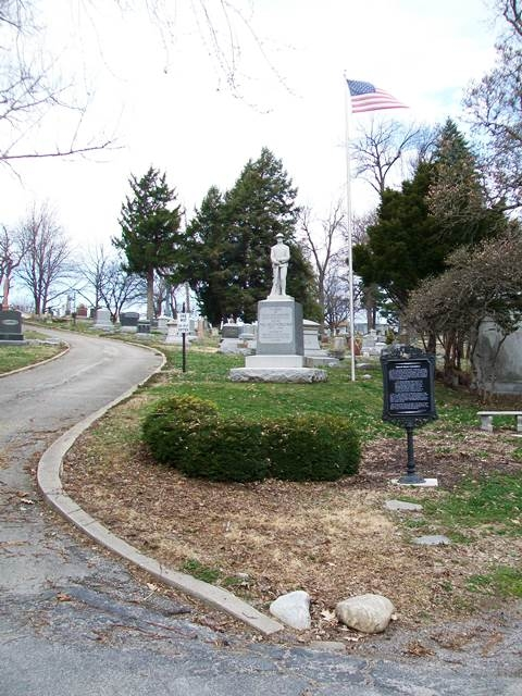 Mount Mora Cemetery and Marker