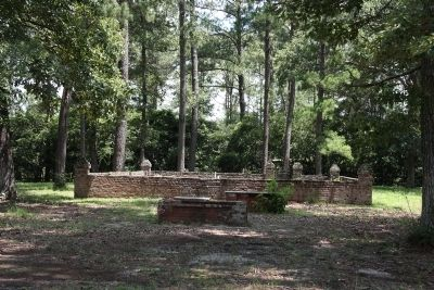 Saluda Hill Cemetery image. Click for full size.