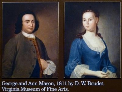 Thomas and Ann Mason,<br>by D. W. Boudet image. Click for full size.