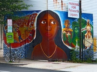 The Daughter of Oshun in the New World image. Click for full size.