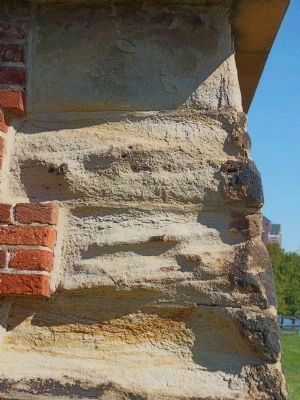 Sandstone Quoins image. Click for full size.