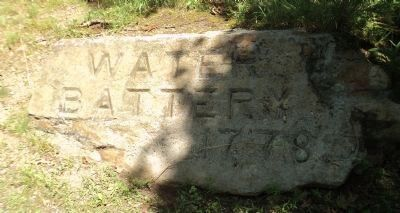 Water Battery Marker image. Click for full size.