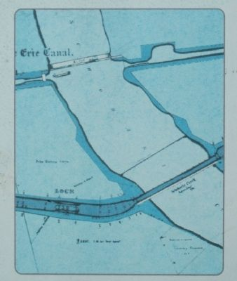 Lock 30 Marker Detail : Historic Map image. Click for full size.
