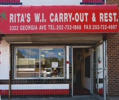 Rita's West Indian Carry-out & Restaurant image. Click for full size.