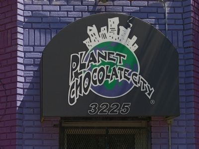 Planet Chocolate City image. Click for full size.