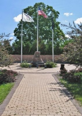Mohican Veteran's Memorial image. Click for full size.