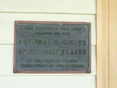 Costen House Marker image. Click for full size.