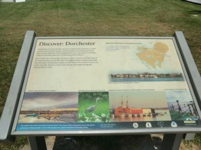 Discover: Dorchester Marker image. Click for full size.