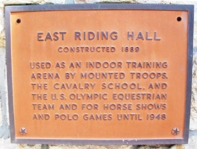 East Riding Hall Marker image. Click for full size.