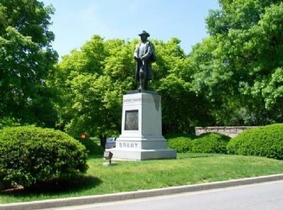 Ulysses Grant Memorial image. Click for full size.