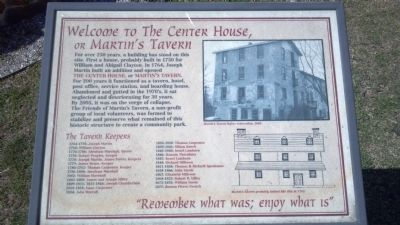 Martin's Tavern image. Click for full size.