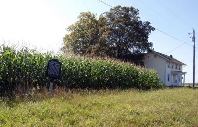 Long View - - Historical Blue River Township Marker image. Click for full size.