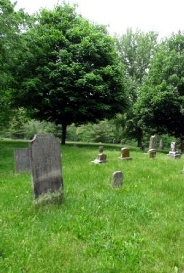 Burial Site of Jacob Whetzel image. Click for full size.