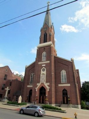 Holy Family Church image. Click for full size.