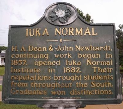 Iuka Normal Marker image. Click for full size.