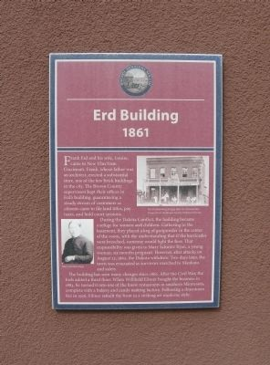 Erd Building Marker image. Click for full size.