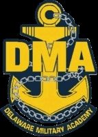 Delaware Military Academy Logo image. Click for full size.