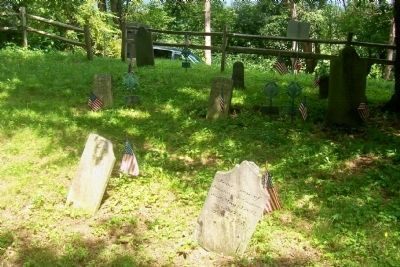 Knoll Cemetery image. Click for full size.