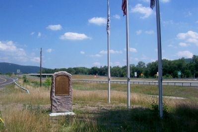 Battle of Chemung Marker image. Click for full size.