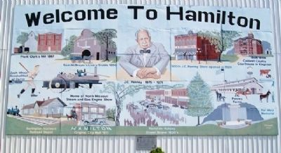 Welcome to Hamilton Mural image. Click for full size.